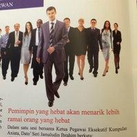 Photo taken at jabatan industri asas tani ppnj by Hirman Evo ®  ™. on 6/23/2014