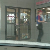Photo taken at SONIC Drive In by Lloyd C. on 9/29/2012