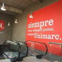 Photo taken at Unimarc by Felipe C. on 8/14/2015