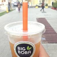 Foto scattata a Big Boba Bubble Tea Shop da Felipe C. il 6/7/2013