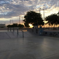 Foto tomada en Skatepark del Forum por Adam S. el 8/24/2017