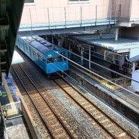Photo taken at JR Mikunigaoka Station by Izumi T. on 3/17/2013