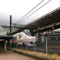 Photo taken at Tennodai Station by Izumi T. on 3/31/2013