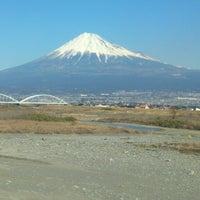 Photo taken at 富士山ビューポイント by Izumi T. on 1/29/2013