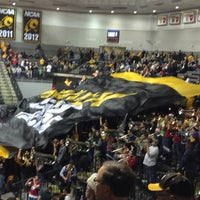 Photo taken at Stuart C. Siegel Center by Michelle P. on 12/22/2012
