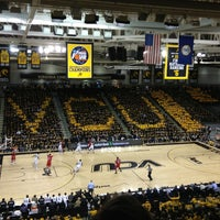 Photo taken at Stuart C. Siegel Center by Michelle P. on 1/10/2013