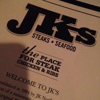 Photo taken at JK's Restaurant by Michelle P. on 7/23/2014