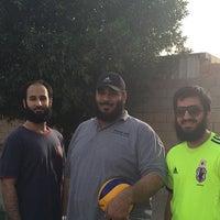 Photo taken at استراحة شباب الحكمة by Mohammed F. A. on 4/18/2014