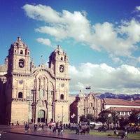 Foto tomada en Plaza de Armas de Cusco por Clelio d. el 6/26/2013