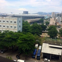 Photo taken at Faculdade de Direito by Claudia R. on 1/6/2015