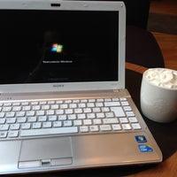 Photo taken at Starbucks by Juanjo R. on 11/8/2012