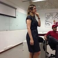 Photo taken at Pós Graduação - Marketing Digital e Mídias Sociais by João G. on 12/6/2013
