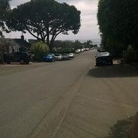 Photo taken at Anita Street Beach by Babak L. on 7/13/2014