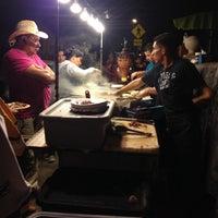 Photo taken at Street Tacos by goEastLos on 10/21/2013