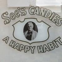 Photo taken at See's Candies by goEastLos on 2/16/2013