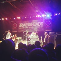 Photo taken at Kool Haus by Kaila Q. on 10/20/2012