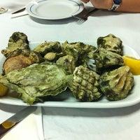 Photo taken at Restaurante Casablanca by Bento O. on 8/29/2013