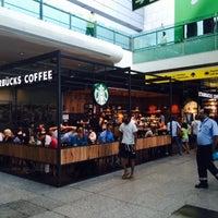 Photo taken at Starbucks by Bento O. on 6/10/2015