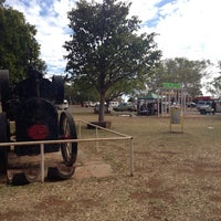 Photo taken at Visitor Centre Halls Creek by Tony S. on 7/9/2013