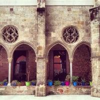 10/29/2013 tarihinde Oriol L.ziyaretçi tarafından Convent de Sant Agustí'de çekilen fotoğraf