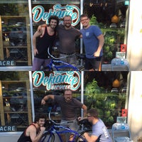 Photo taken at Defiance Bicycles by KB N. on 7/15/2015