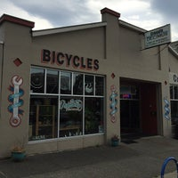 Photo taken at Defiance Bicycles by KB N. on 6/28/2015
