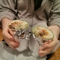 Photo taken at Freebirds World Burrito by Amy N. on 1/14/2014