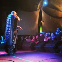 Photo taken at Alhambra Mt. Tabor Theater by Bernie G. on 2/1/2015