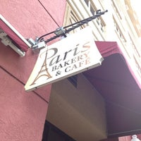 Photo taken at Paris Bakery & Cafe by Kim L. on 11/14/2012