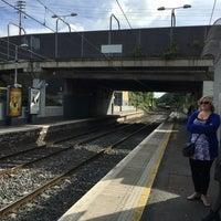 Photo taken at Raheny Dart Station by Kim L. on 8/13/2016