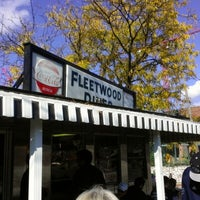 Photo taken at Fleetwood Diner by Ande C. on 10/21/2012