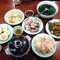 Photo taken at Ho Sen (Lotus restaurant) by Tereza L. on 1/26/2014