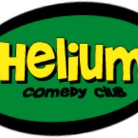 Photo taken at Helium Comedy Club by Chris S. on 12/22/2012