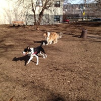 Photo taken at Orianna Hill Dog Park by Chris S. on 2/2/2013
