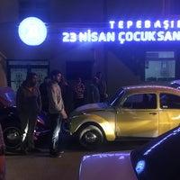 Photo taken at Tepebaşı Belediyesi 23 Nisan Çocuk Sanat ve Kültür Merkezi by Gökalp G. on 10/5/2016