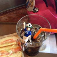 Photo taken at St. Marc Café by シルル on 10/19/2014