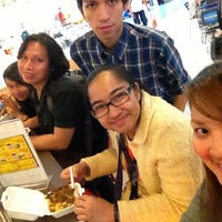 Photo taken at Samurai SM Cubao NYC by Liv O. on 12/2/2012