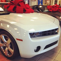 Photo taken at East - Pat O'Brien Chevrolet by Pat O'Brien Chevrolet on 12/14/2013