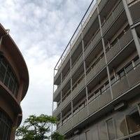 Photo taken at 関東第一高等学校 by enomoto s. on 9/14/2013