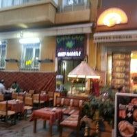 Photo taken at Çınar Cafe by Al'mithara M. on 7/14/2013