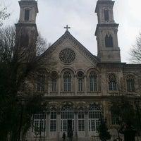 Photo taken at Hagia Triada Greek Orthodox Church by Al'mithara M. on 3/7/2013