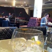 Photo taken at Hotel Bagués by Pablo on 11/18/2012