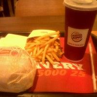 Photo taken at Burger King Mall Kasablanka by Kurnia A. on 5/7/2013