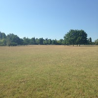 Photo taken at Parco della Resistenza by Alessandra C. on 8/18/2013