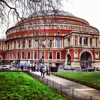 Photo prise au Royal Albert Hall par Мария П. le3/27/2013