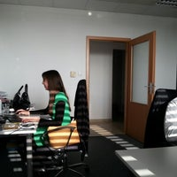 Photo taken at Pricemania.sk by Martin K. on 10/31/2012