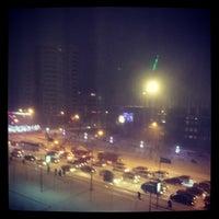 12/19/2013 tarihinde Stuart B.ziyaretçi tarafından Park Inn by Radisson Astana'de çekilen fotoğraf