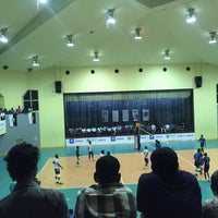 Photo taken at Social Centre Indoor Court by Shafwyn on 12/16/2014