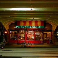 Photo taken at Pershing Square Café by Angel Hana A. on 1/16/2013