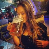 Photo taken at Heilige Brew Pub by Carolina B. on 3/29/2013